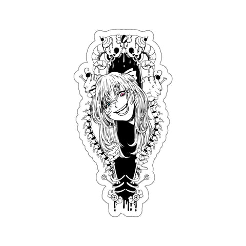 Image of Yangire Kiss-Cut Stickers