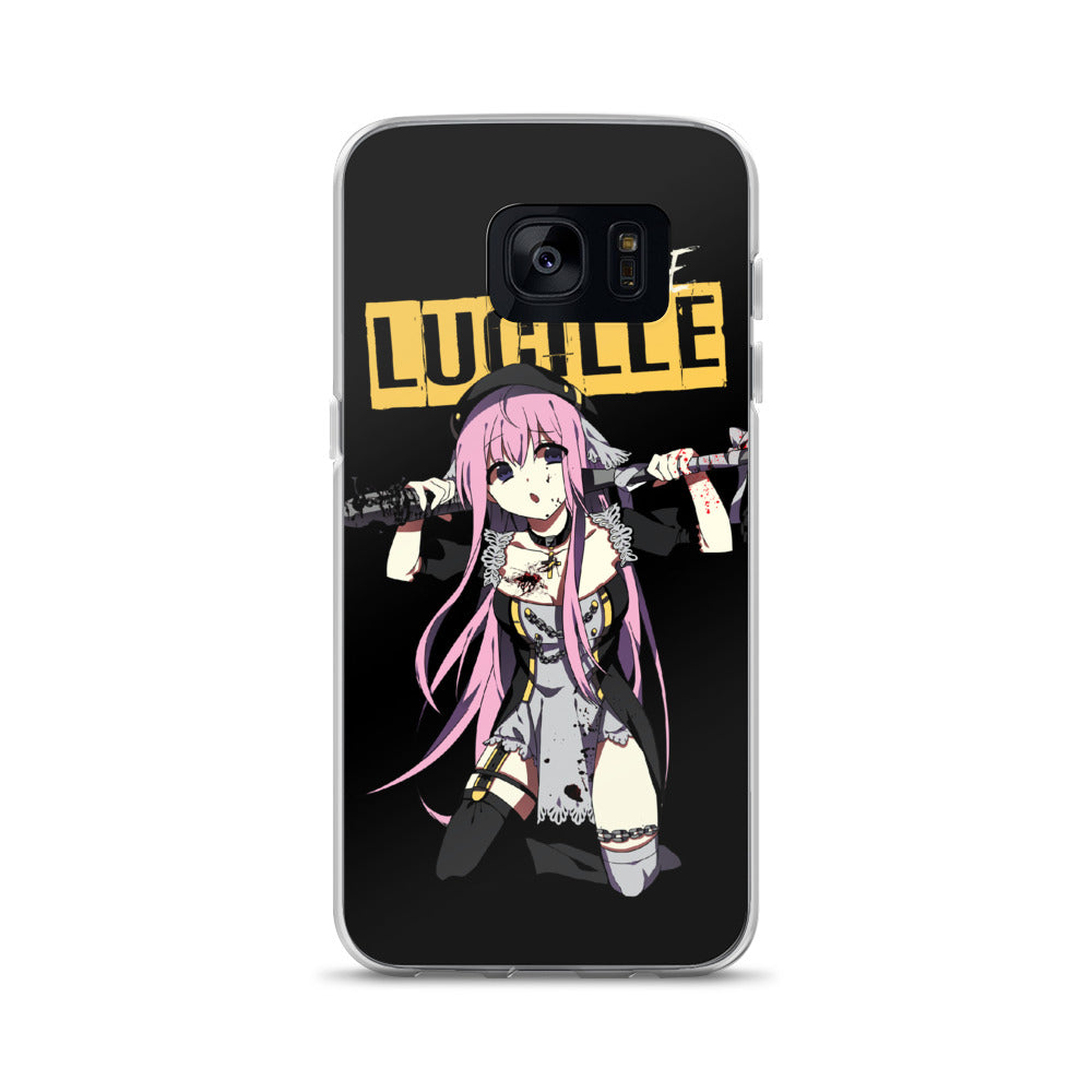 Lucille Sexy Bad Anime Nun Samsung Case