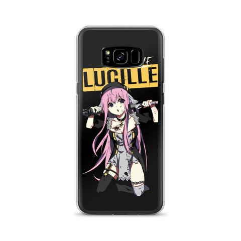 Image of Lucille Sexy Bad Anime Nun Samsung Case