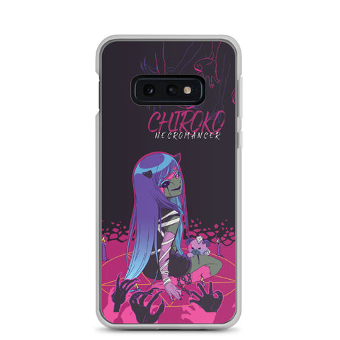 Image of Chiroko Kawaii Creepy Cute Demon Anime Girl Samsung Case