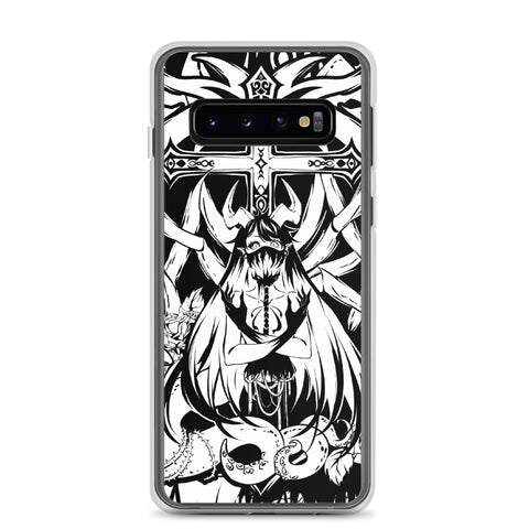 Image of Voido gothic anime Samsung Case