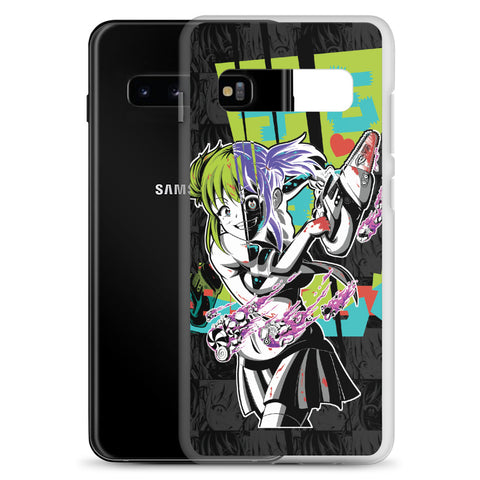 Kandi Cute Yandere Anime Girl Samsung Case