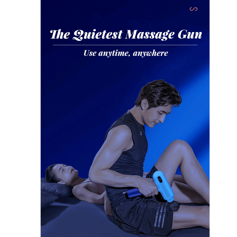 Deep Tissue Massager Fascia Gun Body Devices