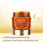 BREYLEE Vitamin C Whitening Face Cream Cosmetics