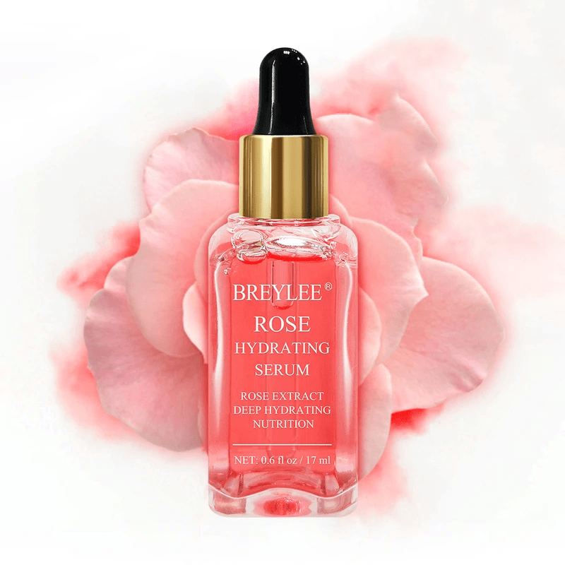 BREYLEE Rose Hydrating Face Serum Cosmetics