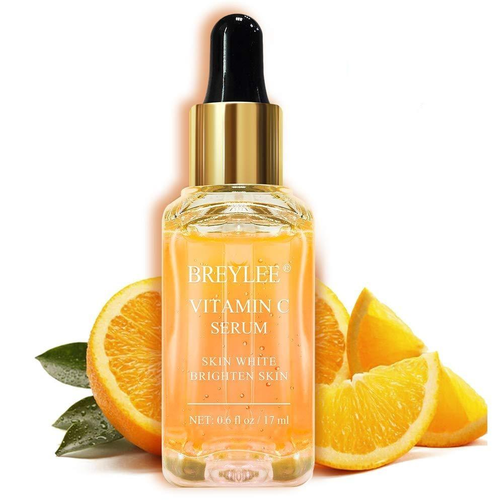 BREYLEE Vitamin C Face Serum Cosmetics Vitamin C Eye Serum
