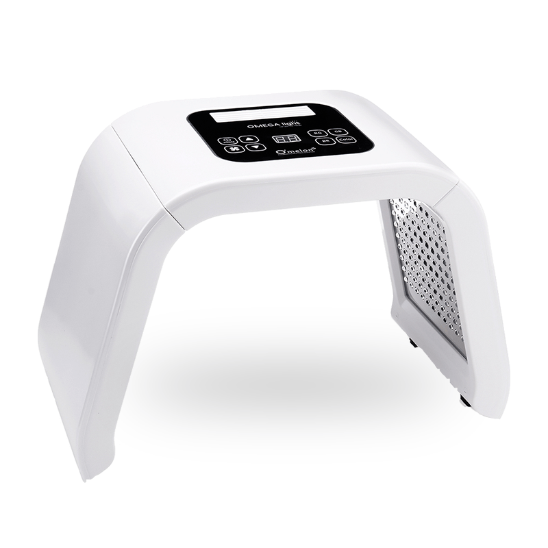 O'melon LED Light Therapy Stand Facial Tools UK
