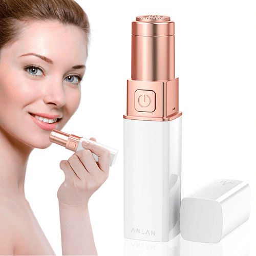 ANLAN Mini Lipstick Epilator Facial Tools