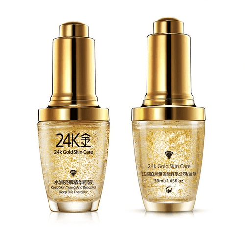 BioAqua 24K Gold Face Serum Cosmetics