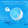 Vibrant Glamour Hyaluronic Acid Hydrogel Eye Masks (60 PCS) Cosmetics