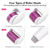 6 in 1 Derma Roller Microneedling Kit Facial Tools