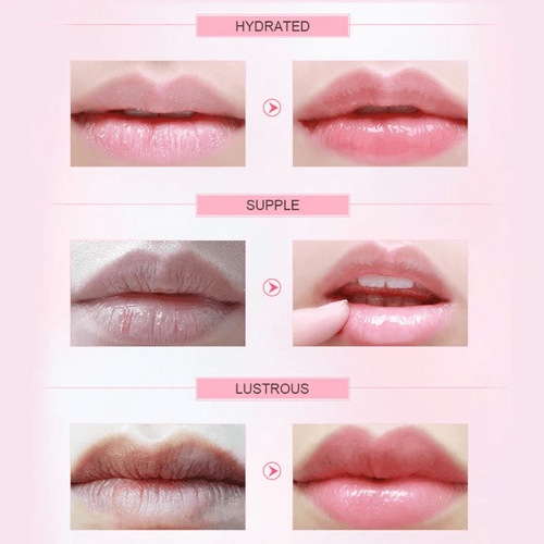 Crystal Collagen Lip Mask Collection (15 PCS) Cosmetics
