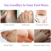 Exfoliating Foot Peeling Mask | Lavender Renew (3 Pairs) Cosmetics