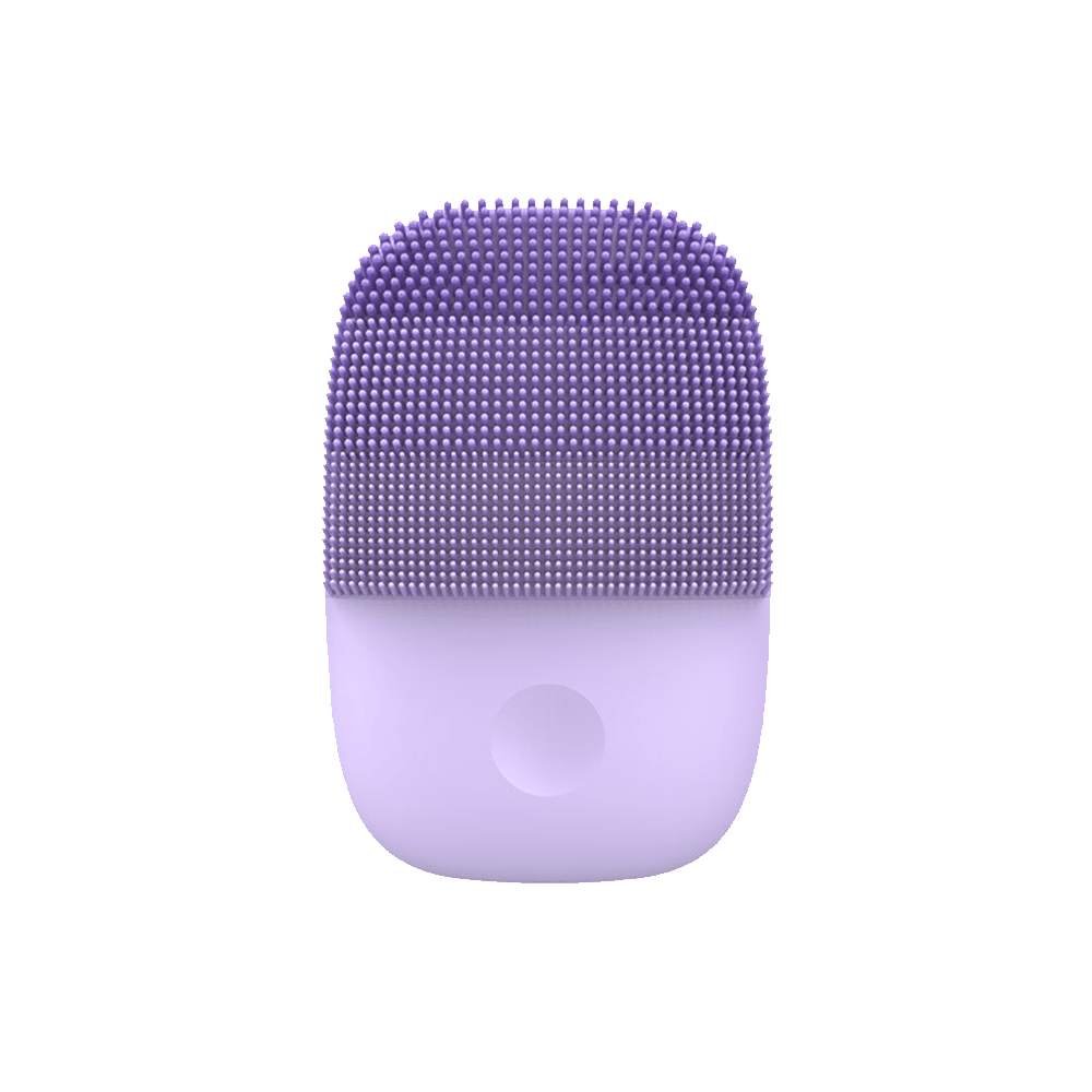 inFace Sonic Cleansing Brush Facial Tools Lilac