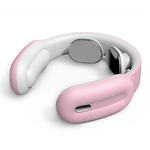 Smart Electric Neck Massager Body Devices Pink
