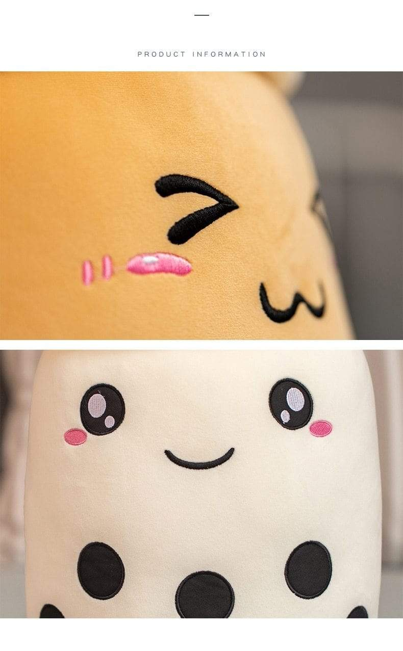 Bubble Tea Boba Plush Toy Home & Decor