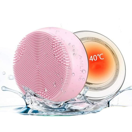 ANLAN LED Light Sonic Cleansing Brush Facial Tools