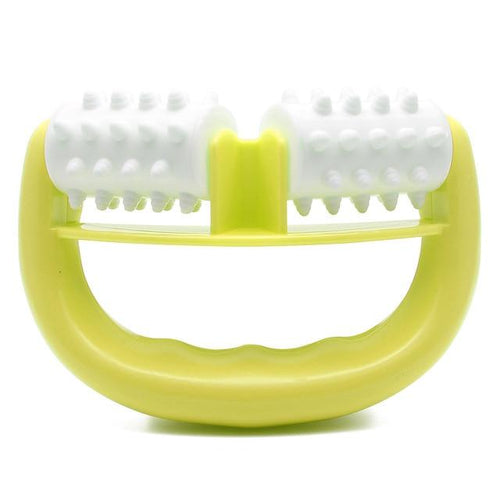 Anti-Cellulite Roller Massager Body Devices Lime Green
