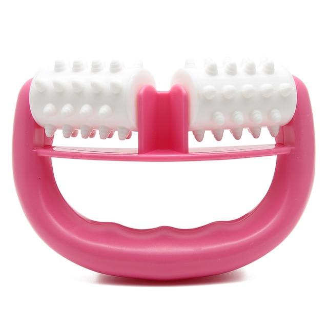 Anti-Cellulite Roller Massager Body Devices Fuchsia