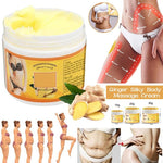 Ginger Hot Cream for Cellulite Cosmetics