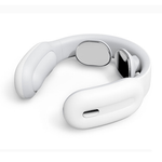Smart Electric Neck Massager Body Devices White