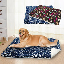 Load image into Gallery viewer, Big Dog Pet Mat Bed House Cat Mattress Dog Beds Sofa Washable for Small Medium Large Dogs mata dla psa