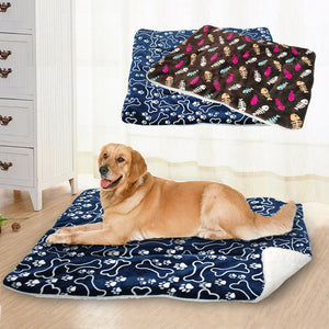 Big Dog Pet Mat Bed House Cat Mattress Dog Beds Sofa Washable for Small Medium Large Dogs mata dla psa
