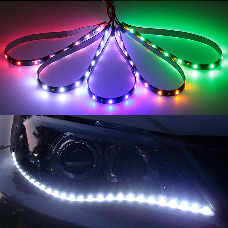 30cm Car Flexible LED Strip Light High Power 12V 11.8