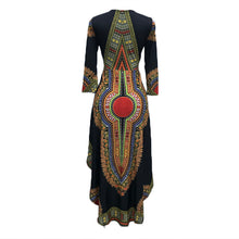 Load image into Gallery viewer, African Dashiki Print High Low Top S - XXL