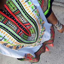 Load image into Gallery viewer, African Festival Dashiki Shirt Kaftan Top M  - XL