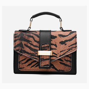 Animal Print Handbag 3 Colors Available