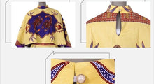 Load image into Gallery viewer, African Dashiki Print Cape Dress S - 7XL
