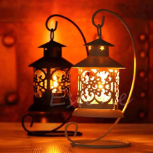 Load image into Gallery viewer, Moroccan Style Candlestick Candleholder Candle Stand Light Lantern Lamp Gift C 42