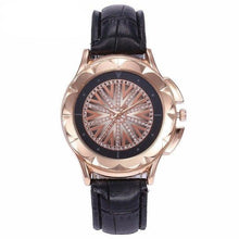 Load image into Gallery viewer, Fashion Women Rhinestone Quartz Wrist Watch 6 Colors Available