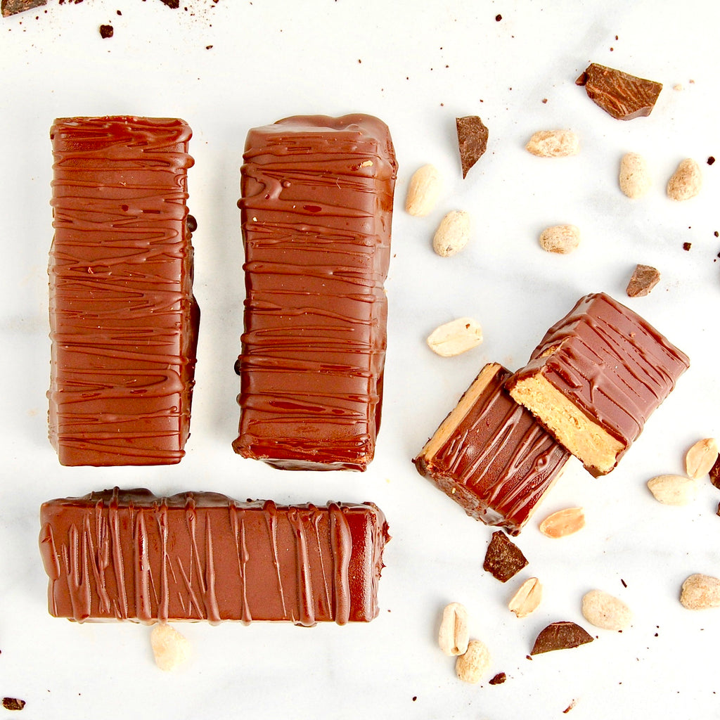 Naturally Made Butterfinger Candy Bar