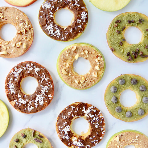 Apple Donuts