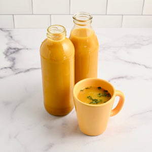 Raw Indian-Inspired Broth