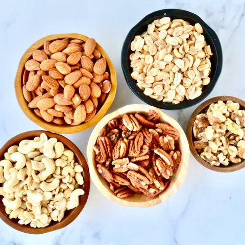Do Nuts Contain Too Much Fat?