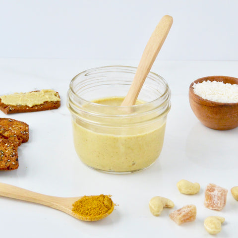 Anti-Inflammatory Super Nut & Seed Butters