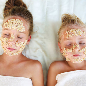 Oat Acne/Face Mask