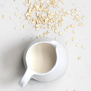 Simple Oat Milk Creamer (Oat Cream) by Alphafoodie