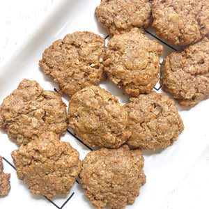 Sweet Almond Butter Cookies by Abby's Food Court