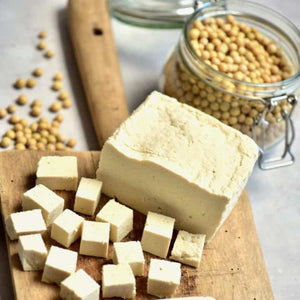 How To Make Tofu at Home – Two Simple Methods by Alphafoodie