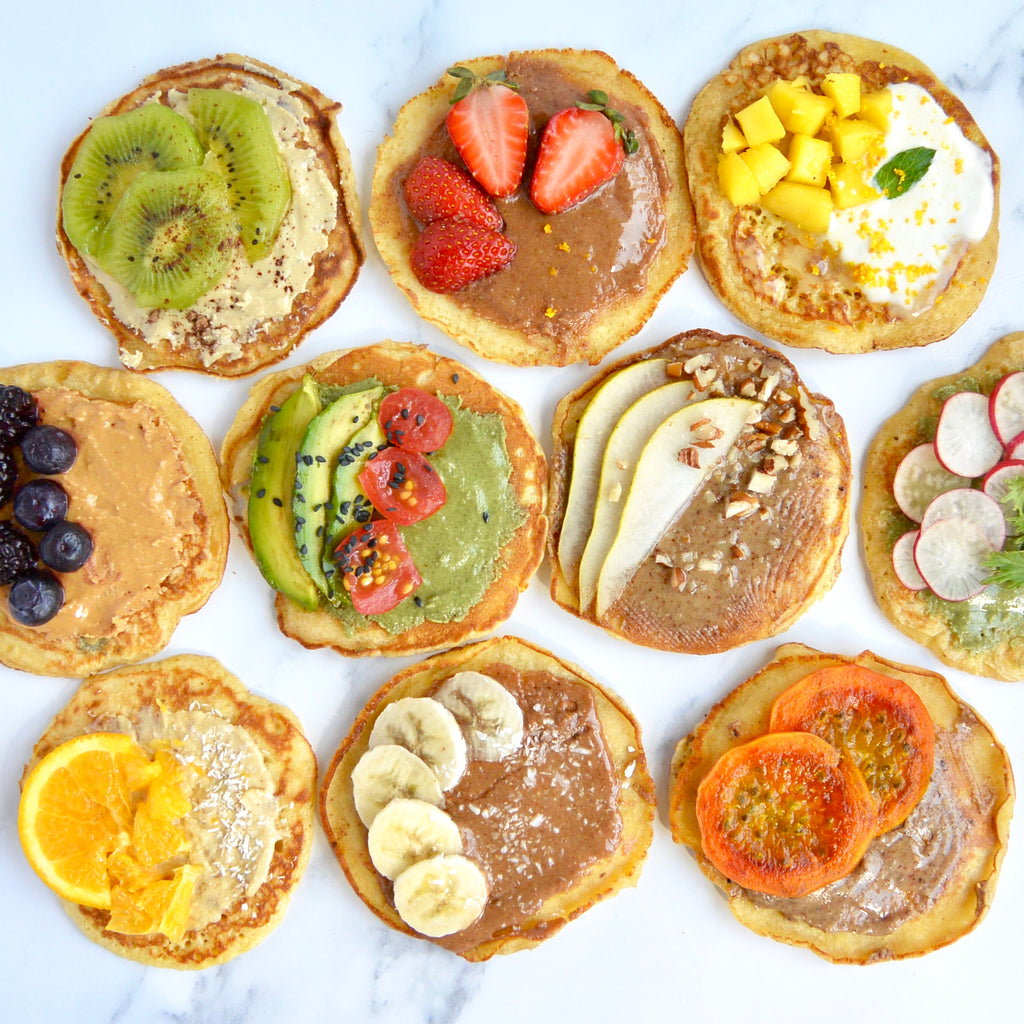 Healthy Pancake Toppings
