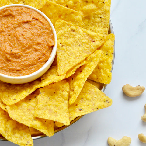 Vegan Mexican Cheese Sauce