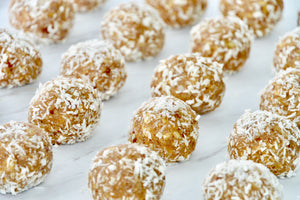 Pecan Pie Nut Butter Balls