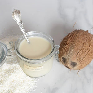 How to make Coconut Butter by Alphafoodie