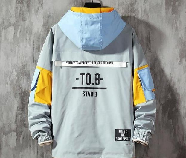 Breaker Waterproof Hoodie - HYPE on HYPE