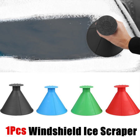 Multifunctional Automotive Glass Snow Remover Magical Car Ice Scraper(BUY 1 GET 2ND 10% OFF)