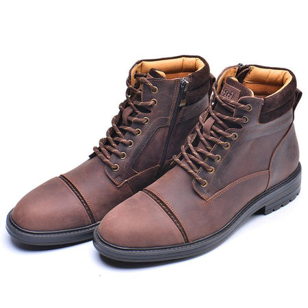 Men's High-top Martin Lace-Up Boots